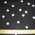 Cotton Blend white polka dots on black (21)