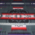 Fleece Aztec Native American on gray