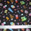 Kari Pearson Kids can Quilt Sewing Notions overall